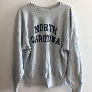 NORTH CAROLINA PULLOVER